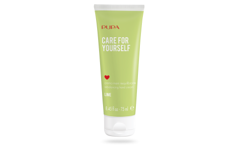 Pupa Care For Yourself Rebalancing Hand Cream 75 ml - PUPA Milano