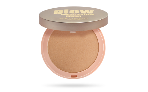 Glow Obsession Compact Face Cream Highlighter - PUPA Milano
