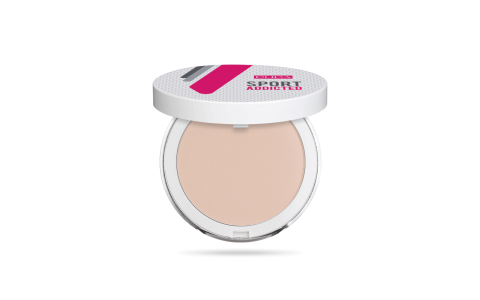 Sport Addicted Powder - Sweat and Water Resistant Compact Powder