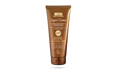 Super Intensive Tanning Cream SPF 50