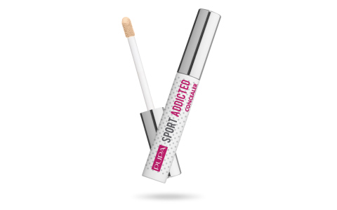 Sport Addicted Concealer - Sweat Resistant Cream Concealer - PUPA Milano