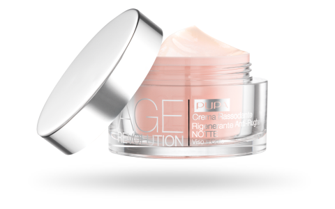 Age Revolution Firming Regenerating Anti-Wrinkle Cream Night - PUPA Milano