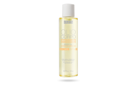 Revitalizing Energizing Body Oil