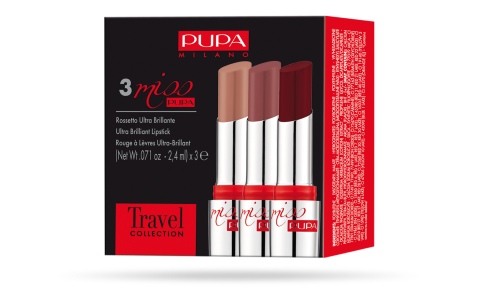 Miss Pupa(Kit 3 pieces) - PUPA Milano