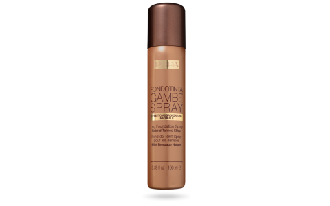 Leg Foundation Spray Natural Tanned Effect