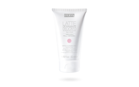 Gentle Cleansing Milk 50ml - PUPA Milano