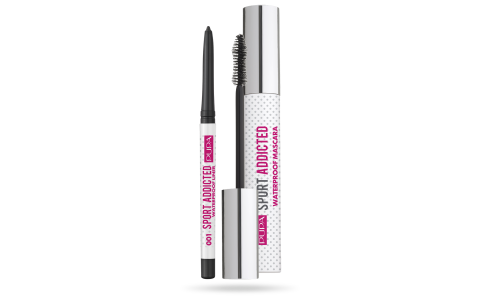Sport Addicted Kit Mascara & Liner - PUPA Milano