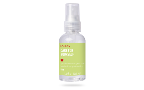 Pupa Care For Yourself Handwash Spray with Sanitizer 50 ml - PUPA Milano