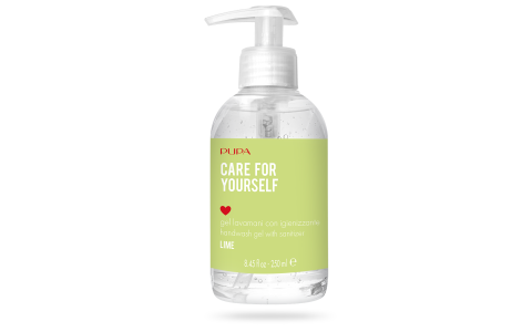 Pupa Care For Yourself Handwash Gel with Sanitizer 250 ml