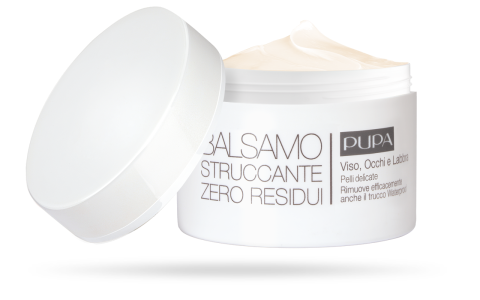 Zero Residue Make-Up Removing Balm Delicate Skin - PUPA Milano