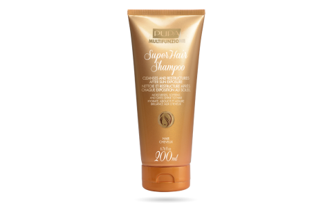 Super Hair Shampoo - PUPA Milano