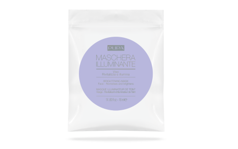 BRIGHTENING MASK - PUPA Milano