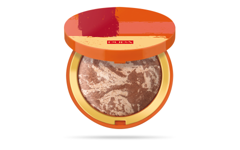 Summer Escape Marbled Bronzer - PUPA Milano