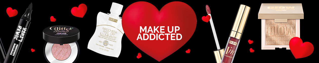 Make Up Addicted - San Valentino