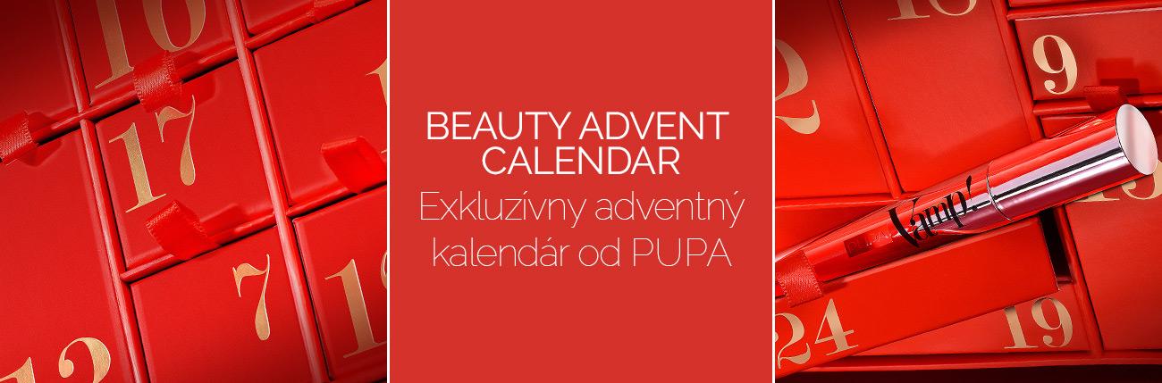 Adventný Kalendár - PUPA Milano