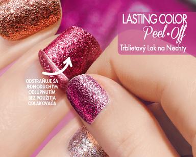 Lasting Color Peel-Off