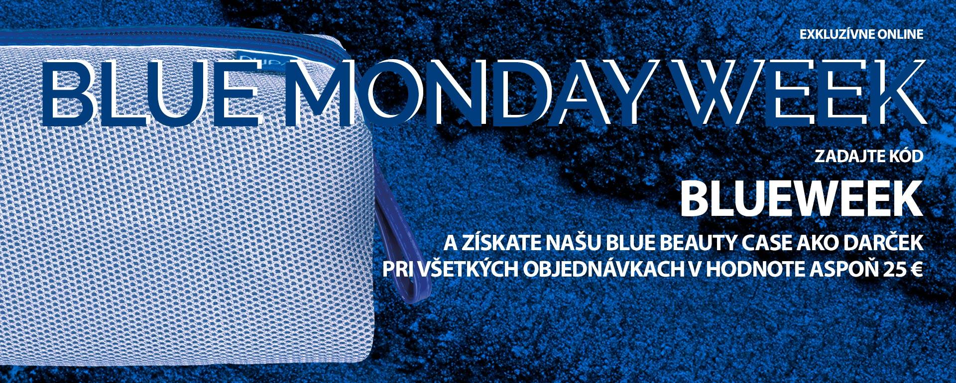 Blue Monday - PUPA Milano