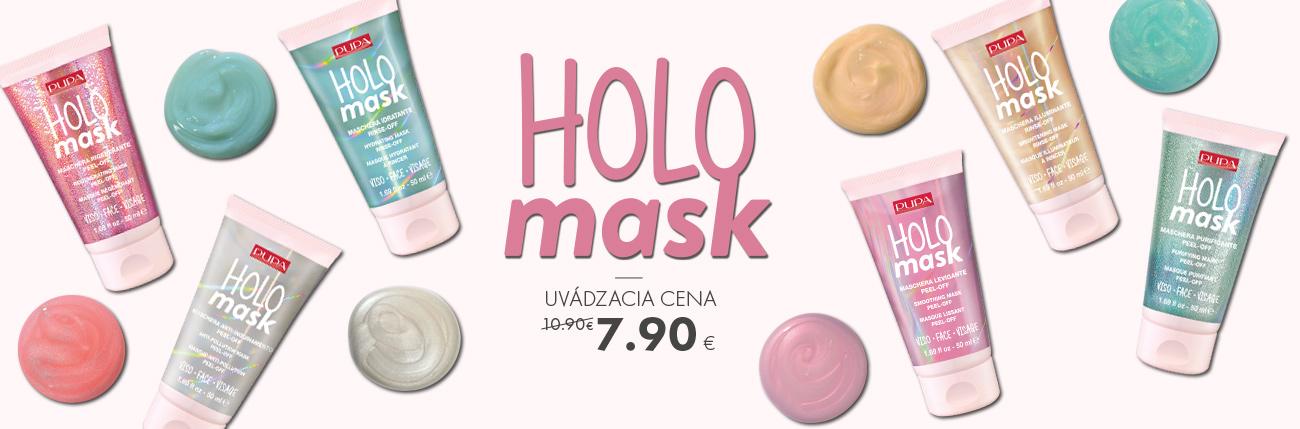 Promo Holo Mask
