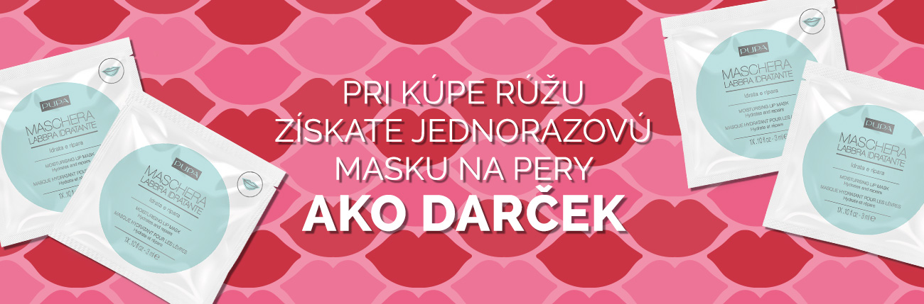 Lip Mask Promo