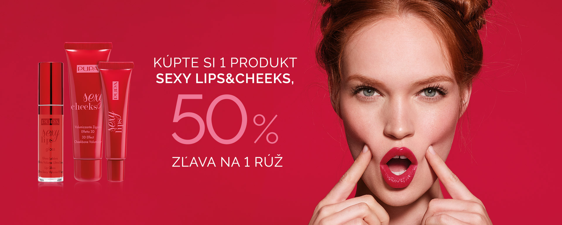 Sexy Lips&Cheecks - PUPA Milano