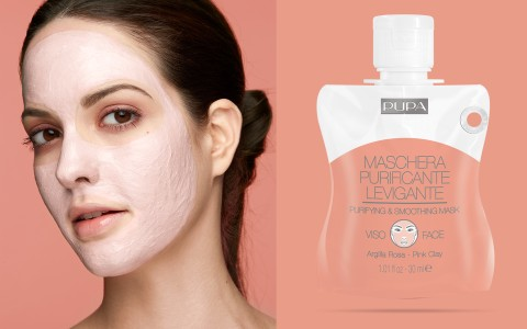 PURIFYING & SMOOTHING MASK - PUPA Milano