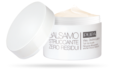 ZERO RESIDUE MAKE-UP REMOVING BALM All skin types
