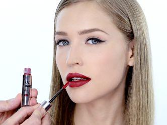 How to apply i'm matt lip fluid