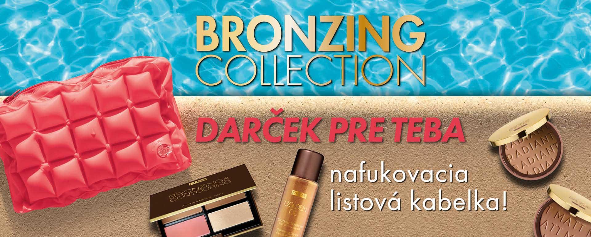Promo Bronzing Collection
